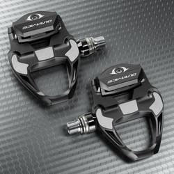 Pedals: Shimano PD-R9100 Dura-Ace by cyanide227