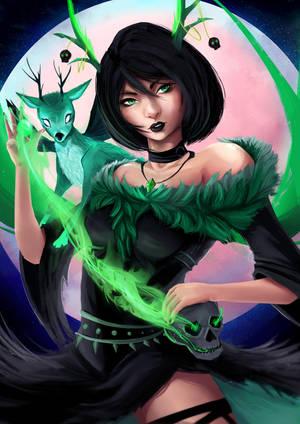 Hades by RCSR-art