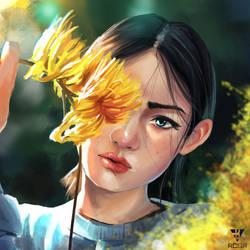 Sunlight by RCSR-art