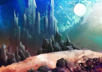 Beneath The Sky by RCSR-art