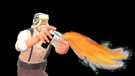 Burning. by nikoiro