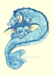 Blue by nekophoenix