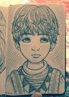 Little Boy by HarkinDeximire