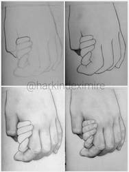 Savior's Hand by HarkinDeximire
