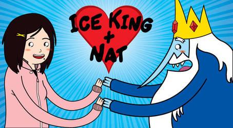 Ice King + Nat by OlinMercury