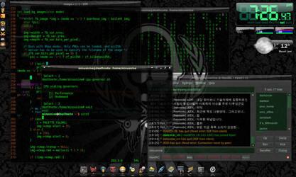 linux freak by minusnine