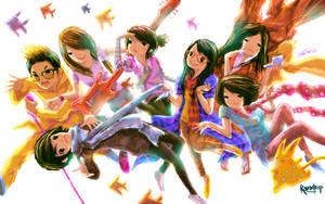 Sayonara Memories by Raindropmemory