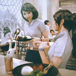 Breakfast by Raindropmemory