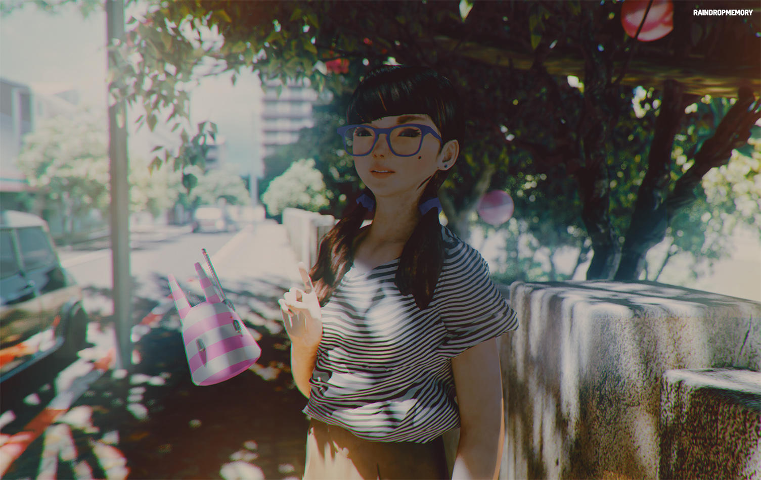 UndertheTree glassesgirl-by-raindropmemory by Raindropmemory