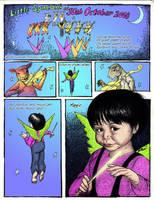 Little Synconi Comic by SRaffa