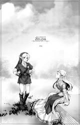 zelda, link2 by muse-kr