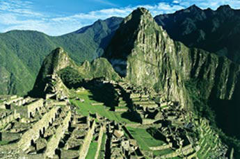 Machu Picchu Inca Sanctuary by hiperman6