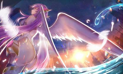 wings by clarityblue