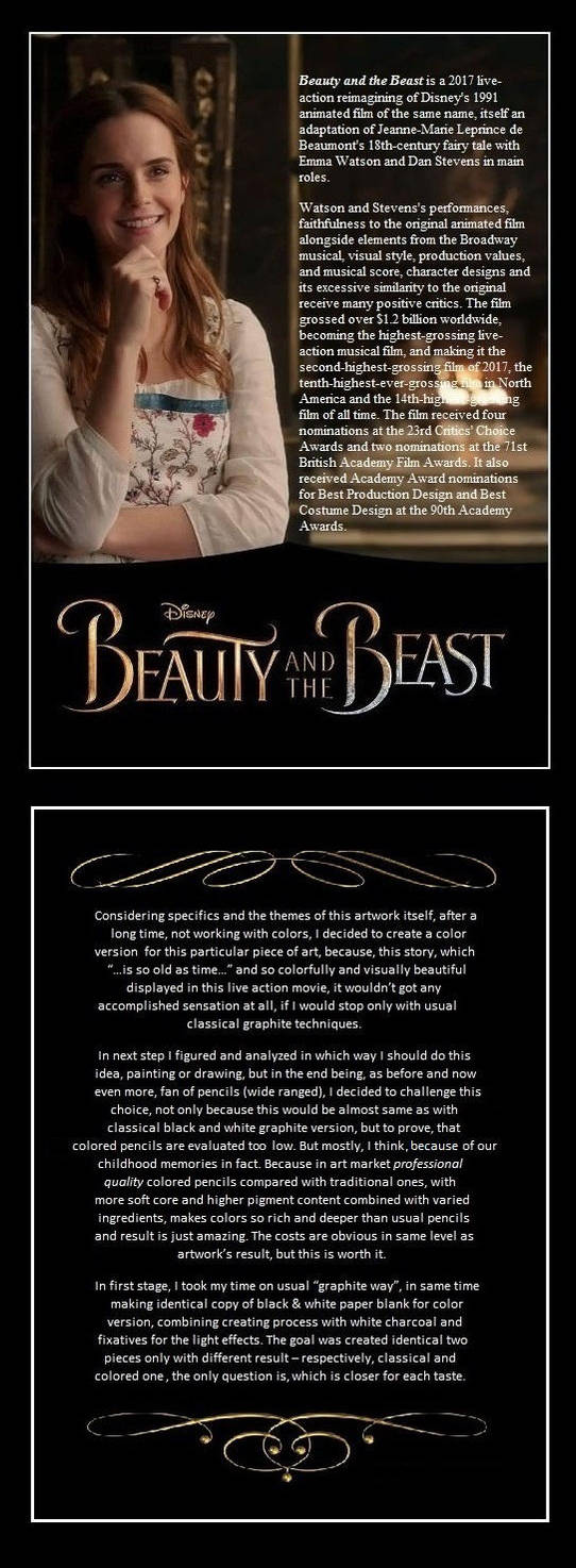 Journal Beauty and the Beast Promo by Life-Is-Art-88