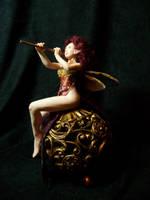 'Ianthe' fairy by AmandaKathryn