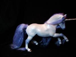 'honor' unicorn 1 by AmandaKathryn