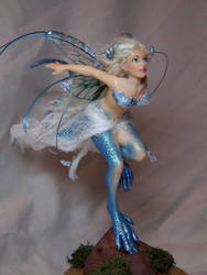 tiny dragon fairy 3 by AmandaKathryn