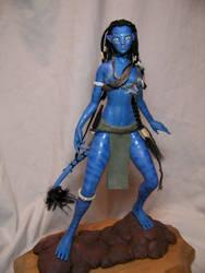 Neytiri commission by AmandaKathryn