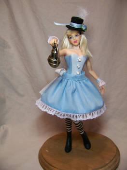Alice in Wonderland by AmandaKathryn