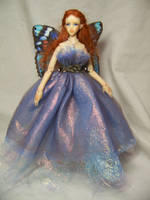 'Eleanor' ooak BJD fairy by AmandaKathryn