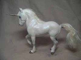 'Frost'  ooak unicorn by AmandaKathryn