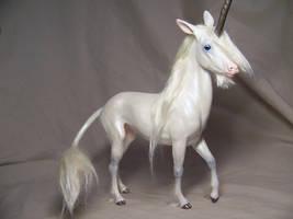 'Charmed'  ooak unicorn by AmandaKathryn