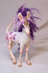 Princess ooak Unicorn Pony by AmandaKathryn