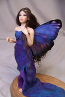 'Andromeda' ooak fairy by AmandaKathryn