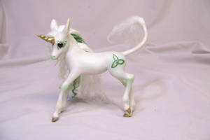 Trinity ooak unicorn pony by AmandaKathryn