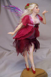 'Kara'  ooak fairy by AmandaKathryn