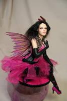 Farah Valentine's Day fairy by AmandaKathryn