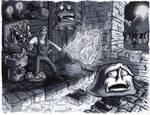 Mario by B2DaRice