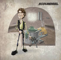 Scoundrel by B2DaRice