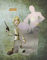 Jedi by B2DaRice