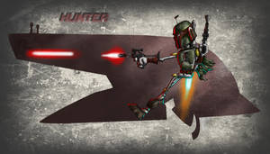 Hunter by B2DaRice