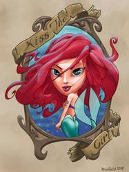 Ariel by B2DaRice