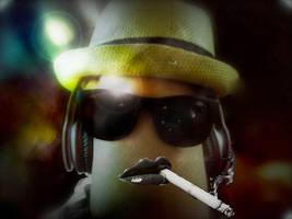 LE Hipster by HappyManDomo