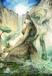 Water Lady by Anthro-Fantasy-club