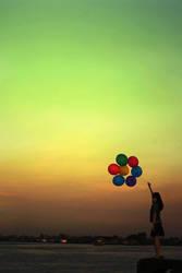 me ballon by yudiari