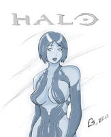 Cortana by AspenFanboy