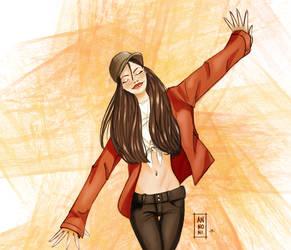 Draw this in your style Karoline Pietrowski by Ylianora