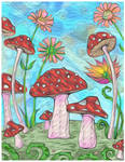 Fungi Valley by Me2Smart4U