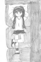 Rem's Resting Day by DunamisSolgard1002