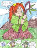 Epic Natalie by DunamisSolgard1002
