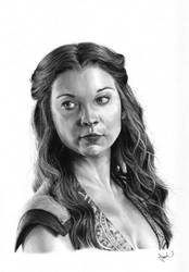 Margaery Tyrell by Honza3