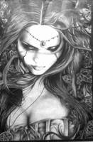 Carmilla-white-black by DarkCharacter71