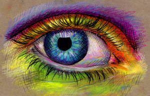 Eye Contest Entry by SomethingAboutToast