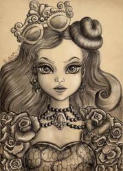 Briar Beauty by SiriraLiluria