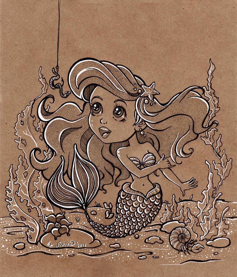 The Little Mermaid by SiriraLiluria