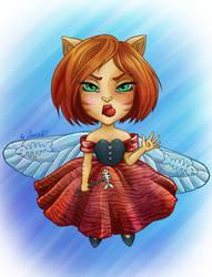 Toralei-fairy by SiriraLiluria